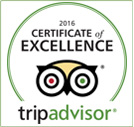 tripcertificate of excellence